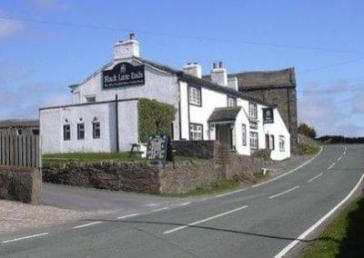 Black Lane Ends Pub